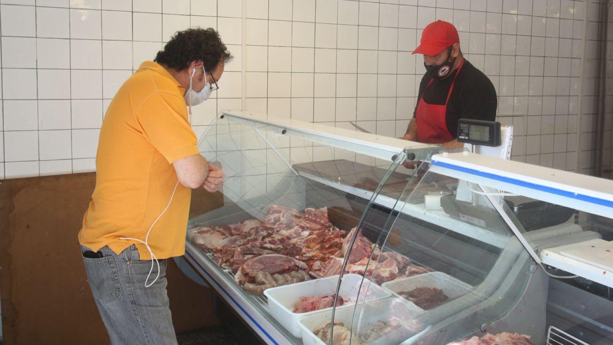 La carne vacuna acumuló en el 2020 un incremento de 78%.