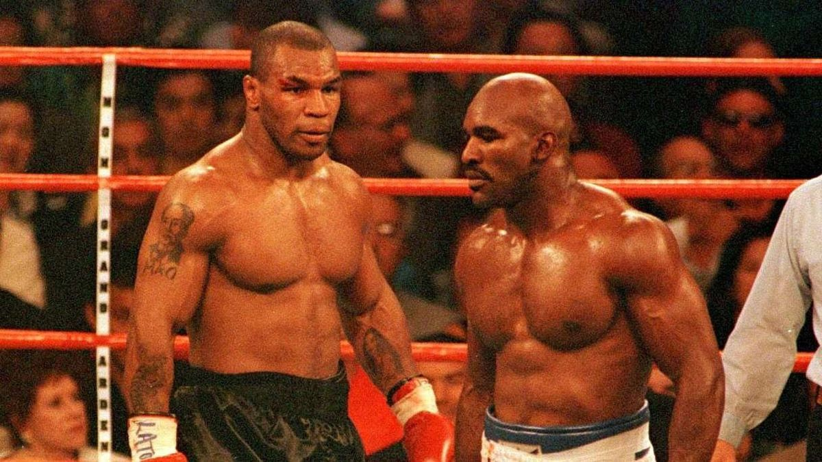 ¡Tiene fecha la pelea Tyson vs. Holyfield!