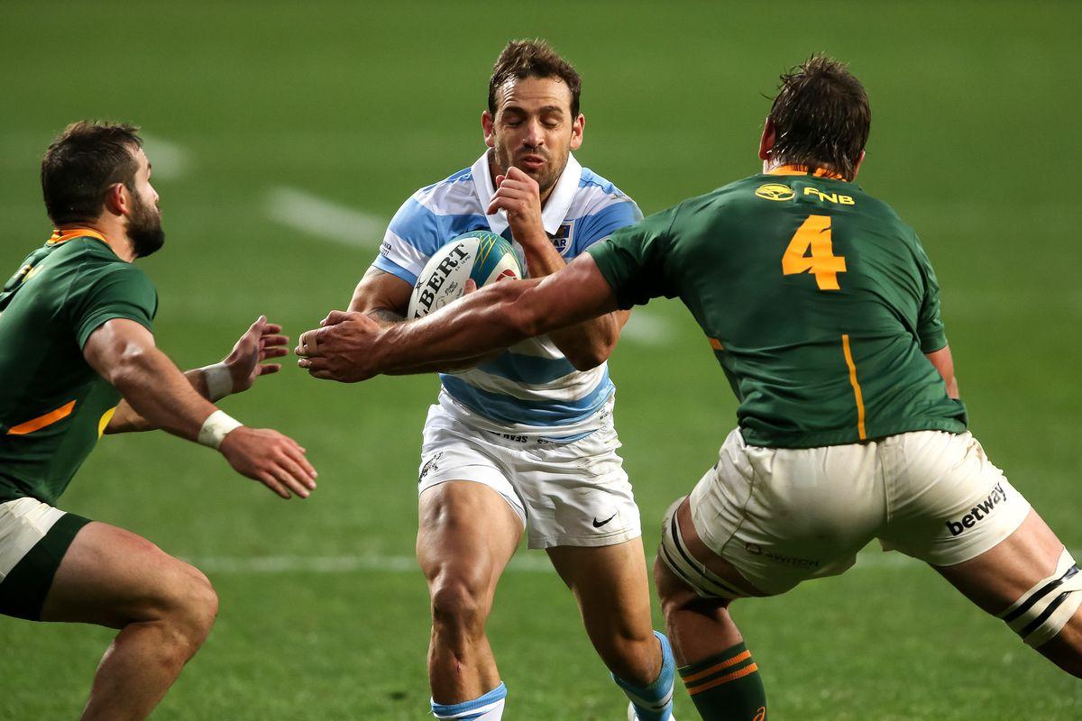 Los Pumas y Sudáfrica juegan este sábado y esperan definiciones en el Rugby Championship.