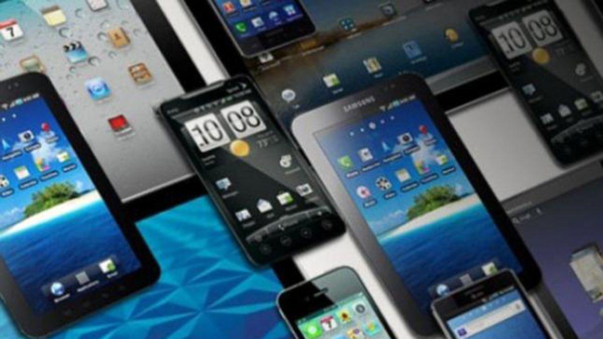 Los celulares fueron el artículo más vendido en el cybermonday
