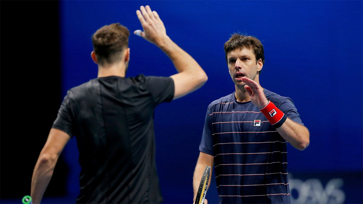 Zeballos se clasificó a las semifinales del Masters