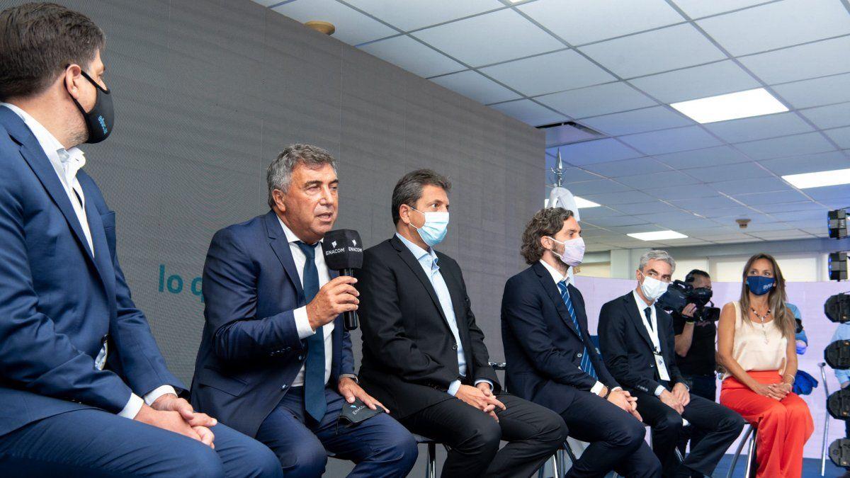 Inauguración oficial de la Muestra 5G en Argentina