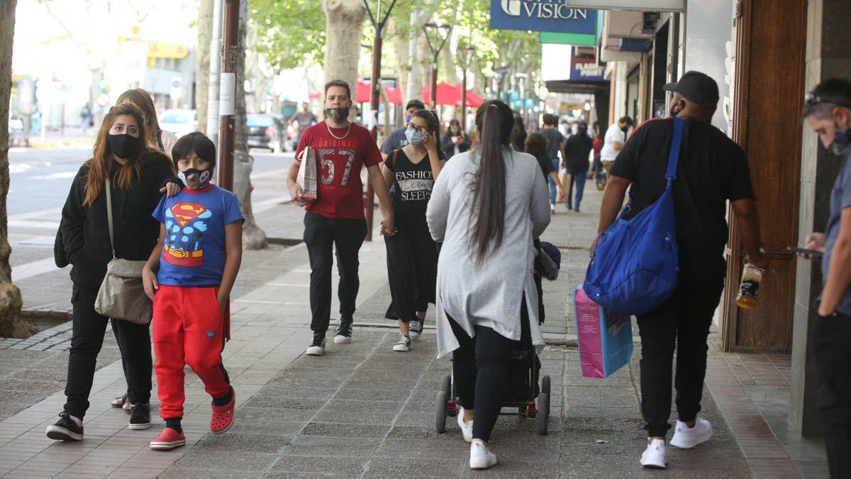 Sólo se registraron 40 casos de coronavirus en Mendoza este domingo.