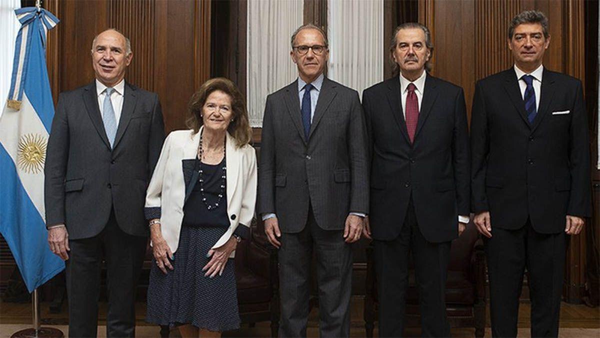 La Corte ratificó los traslados de los tres jueces desplazados por el kirchnerismo