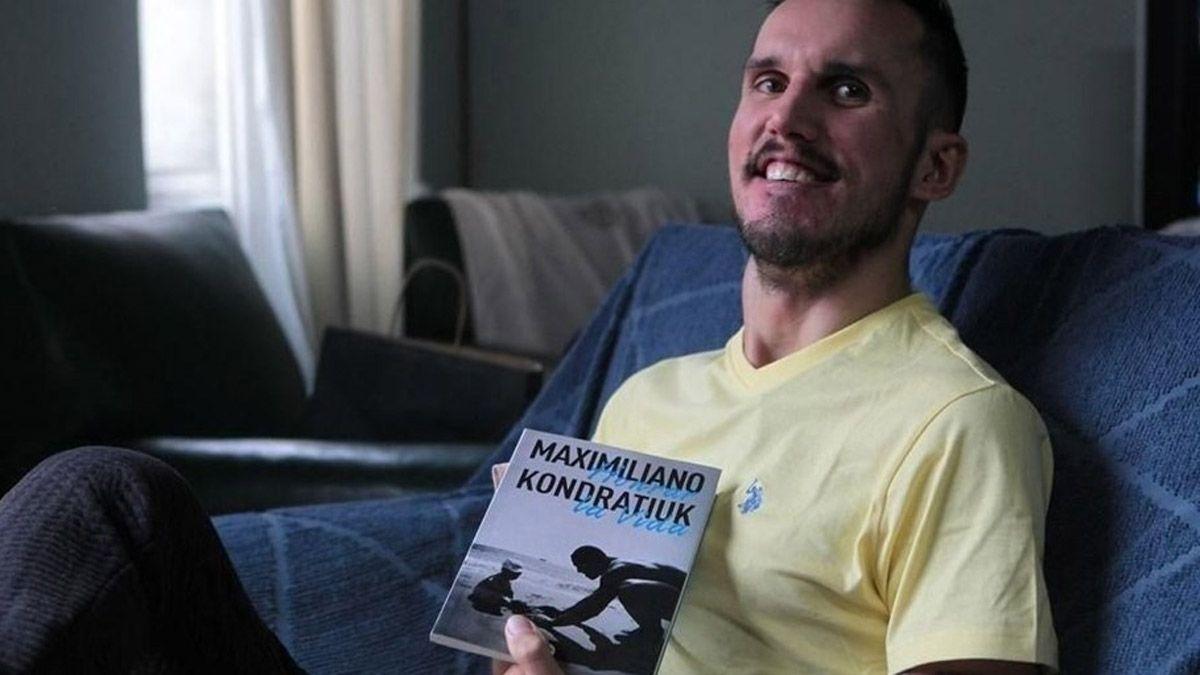 Kondratiuk no pudo superar el Síndrome de Wilson