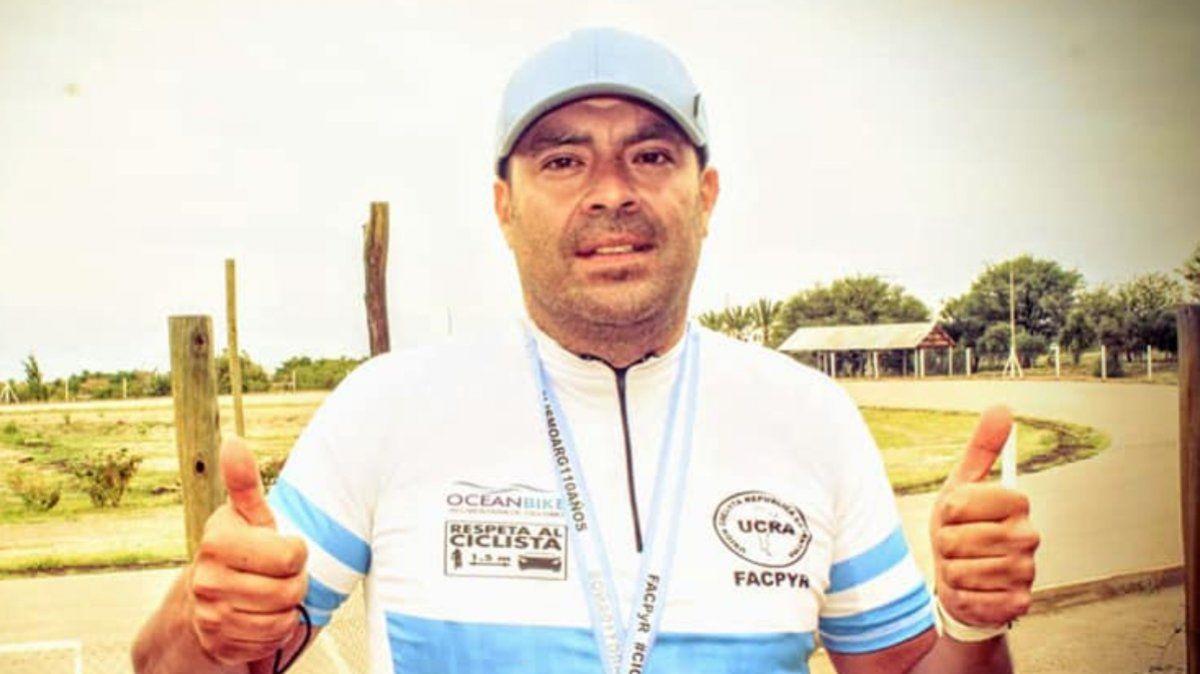 Doble campeón argentino en los nacionales de ruta de Chilecito. Federico sueña con integrar la selección y llegar a un Juego Olímpico o un Panamericano.