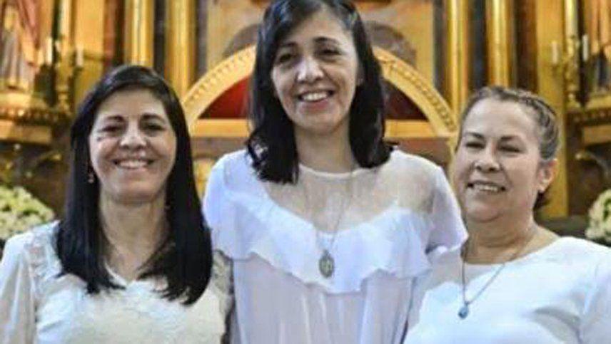 La Iglesia de Mendoza consagró a tres vírgenes