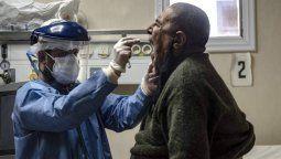 Coronavirus en Argentina: 115 muertes y 6.935 nuevos contagios en las últimas 24 horas.