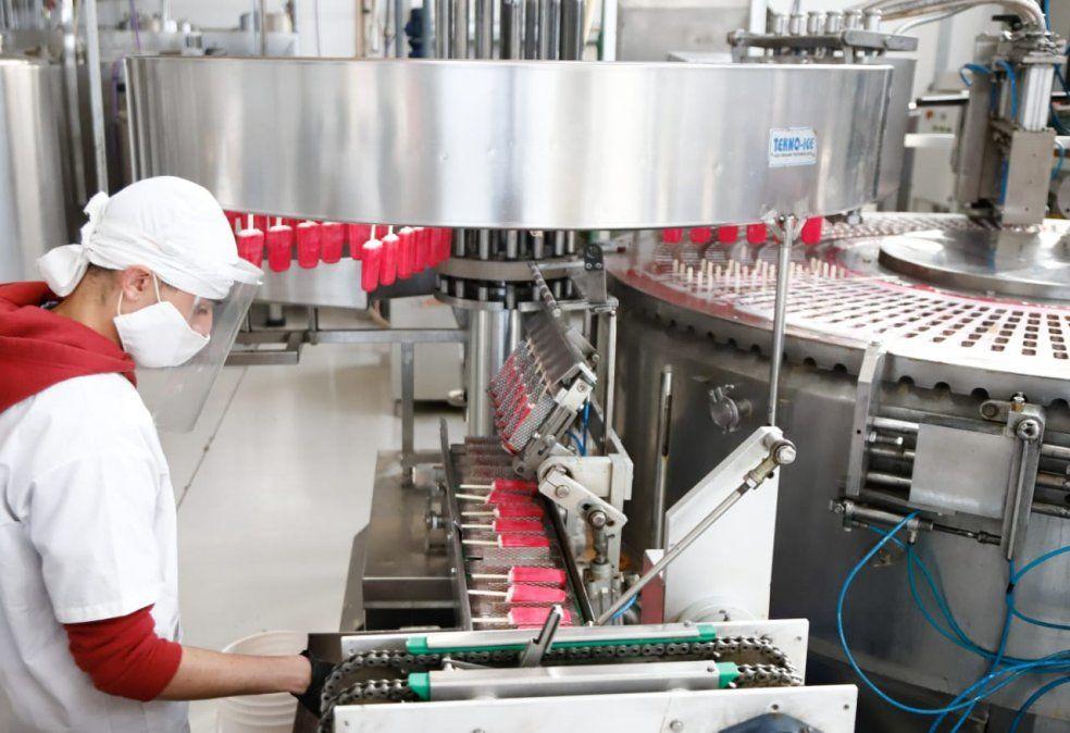 La empresa de helados Lomoro ampliará sus instalaciones en Maipú.