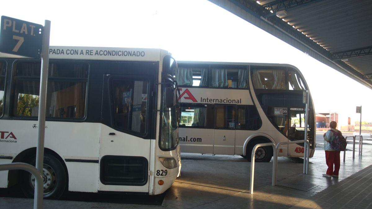 El transporte de pasajeros