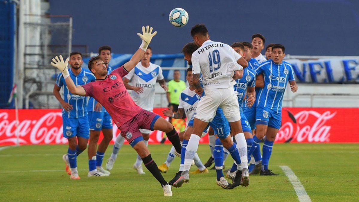 Godoy Cruz se despidió con una derrota ante Vélez