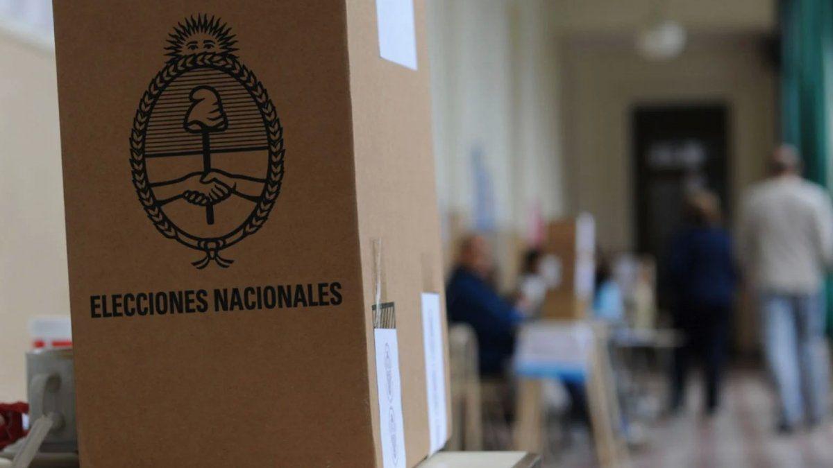 Las PASO y las generales para elegir autoridades legislativas traerán dos beneficios puntuales a quienes sean convocados para ser autoridad de mesa.