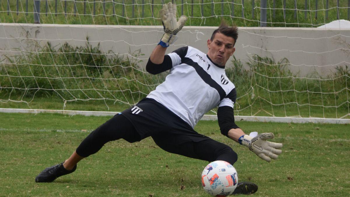 Sebastián Giovini está con muchas expectativas con el regreso del torneo.