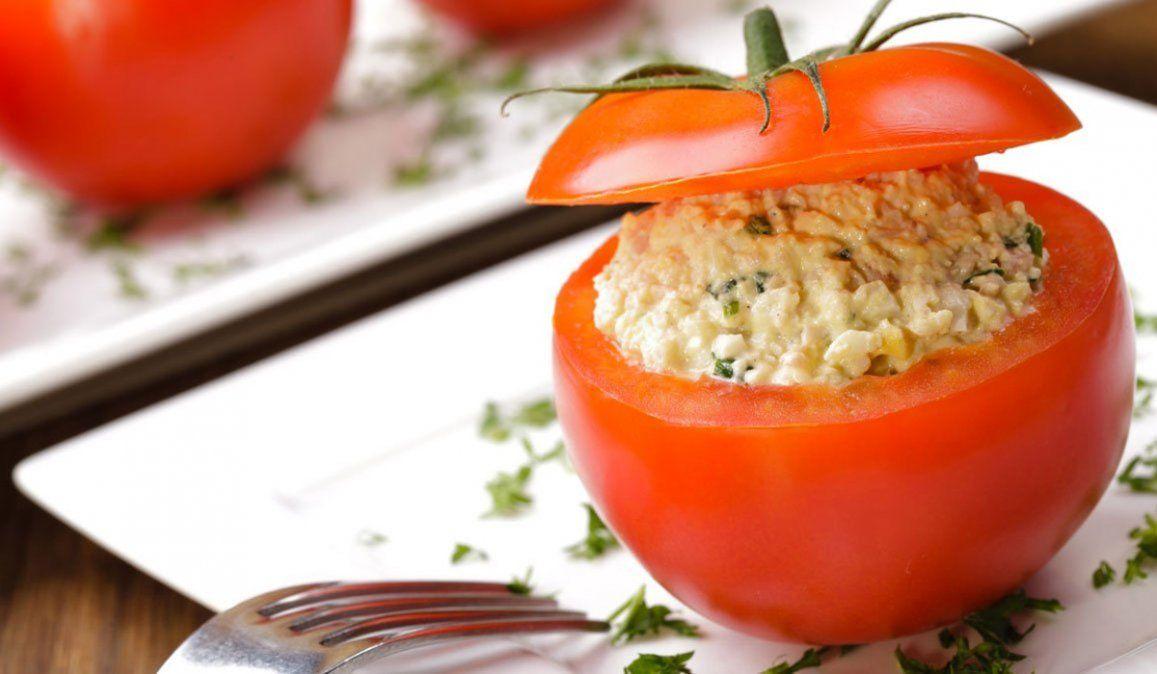 Receta: tomates rellenos con atún, el ganador de MasterChef