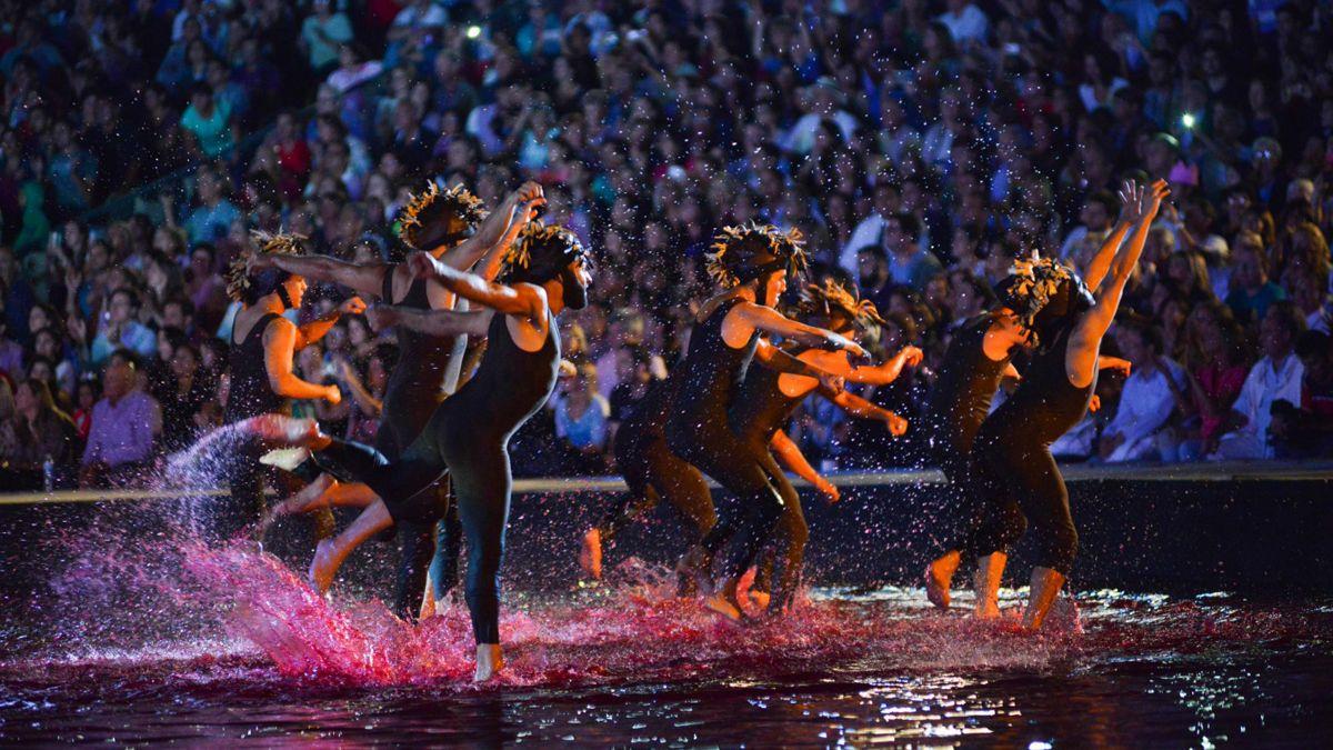 Participarán alrededor de 450 bailarines.