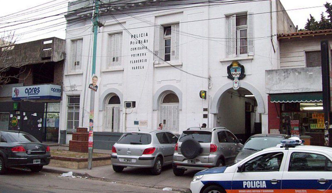 Los efectivos de la Comisaría 1ª se encontraron con el hombre asesinado a golpes y con las piernas atadas