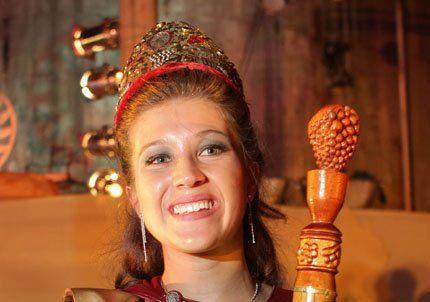 La representante de Carmensa se quedó con la corona de Alvear