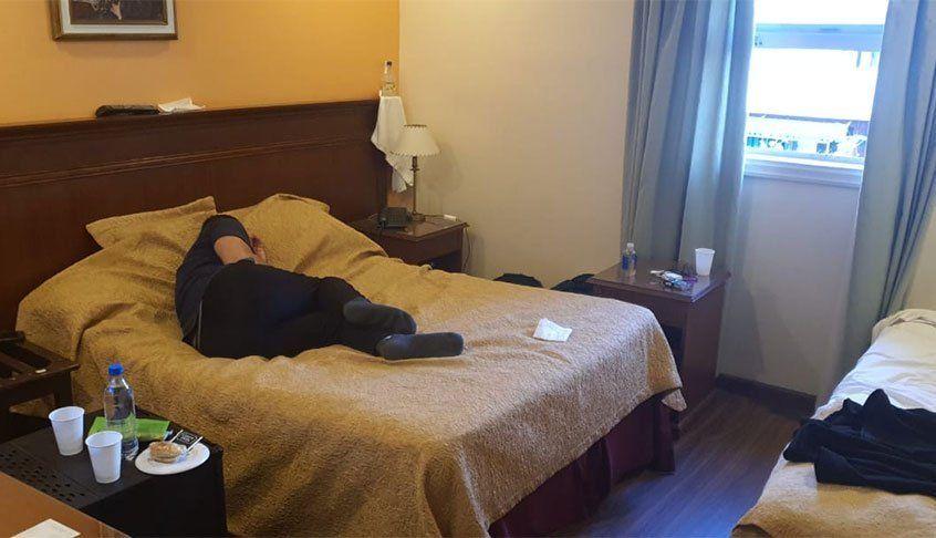 La odisea de un joven en el aislamiento obligatorio en un hotel mendocino