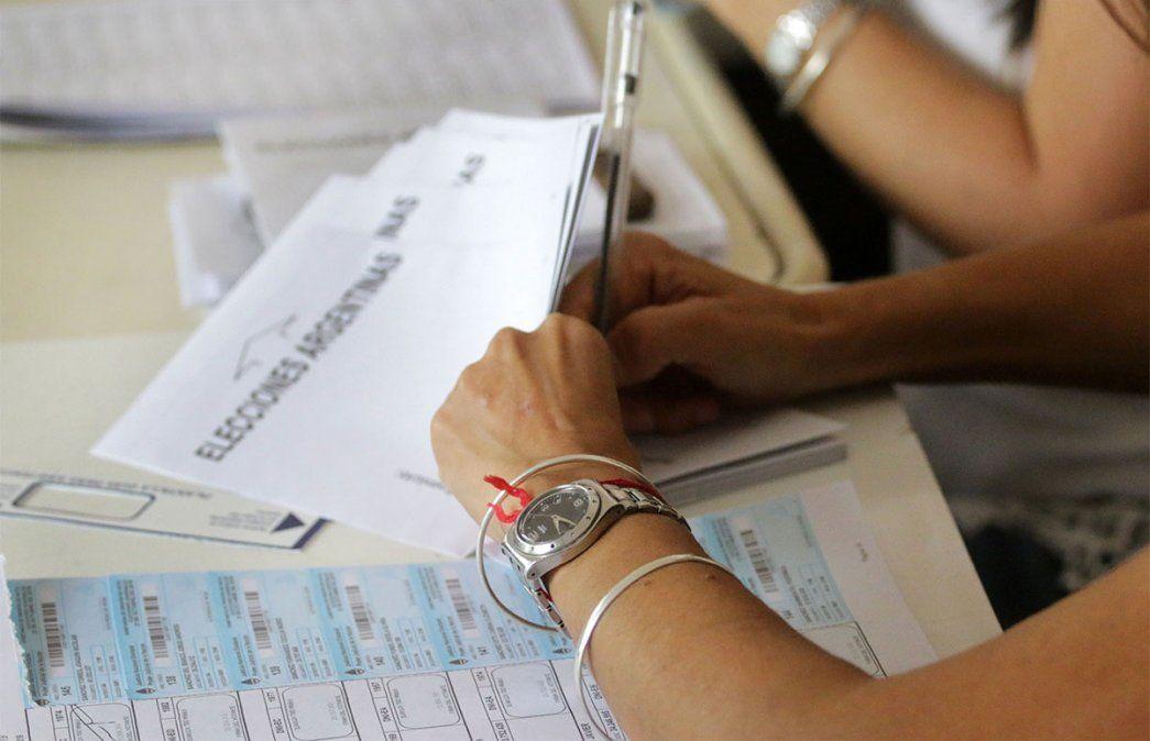 Juntos por el Cambio presentó un proyecto de boleta única para las elecciones legislativas 2021. Foto: NA.