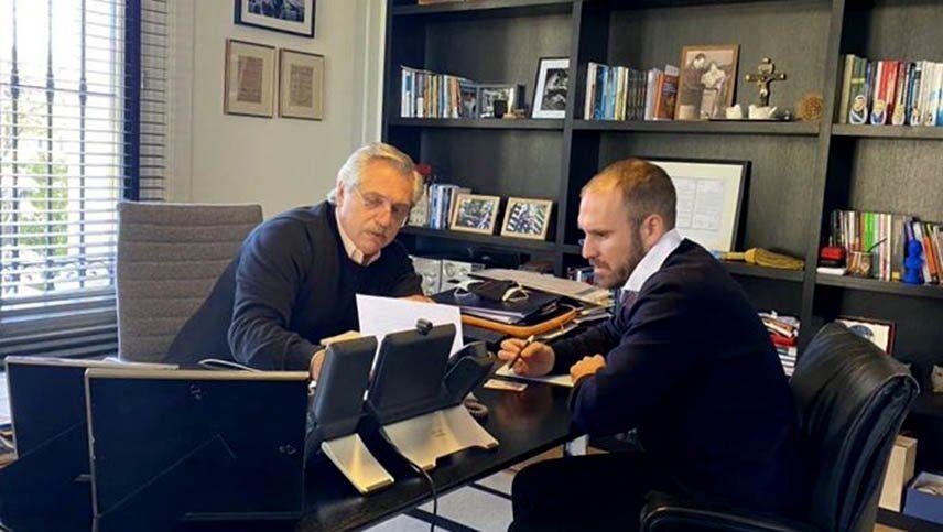 Economía formalizó canje de deuda emitida bajo ley argentina