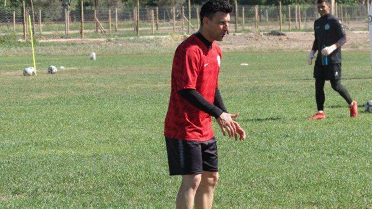 El jugador fue una de la figuras del equipo dirigido por Matías Minich.