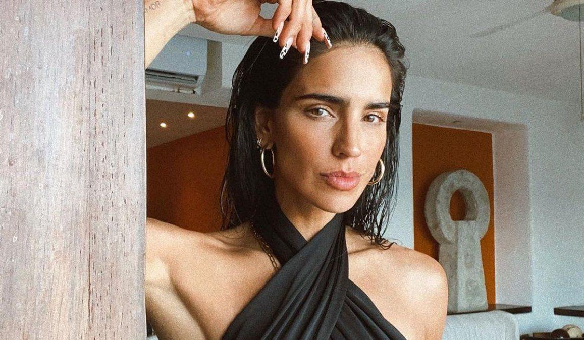 Bárbara De Regil mostró sus estrías en primer plano