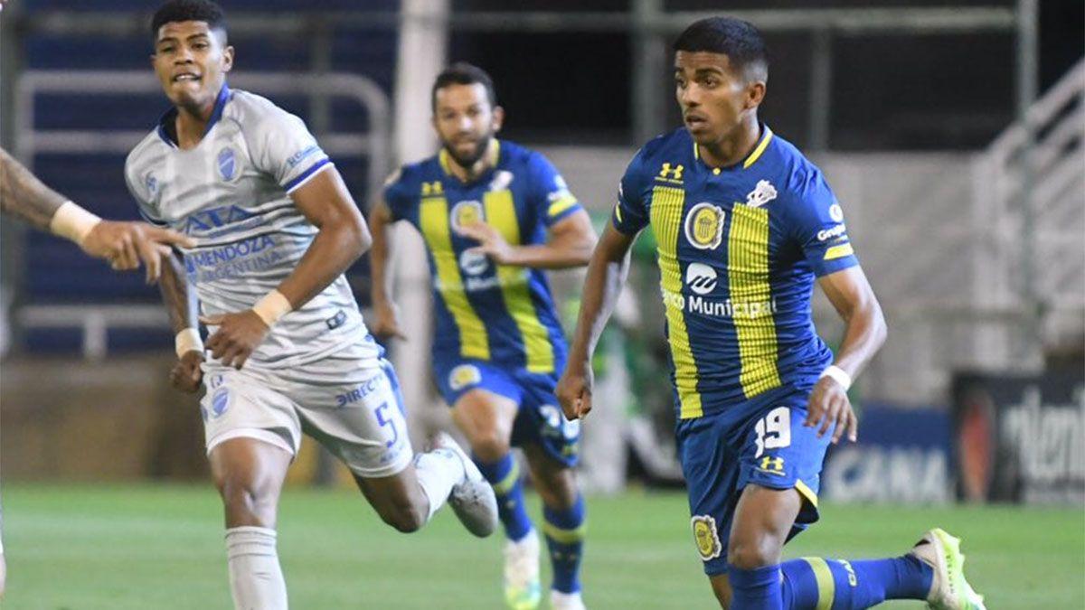 Godoy Cruz debutó con una derrota ante Central
