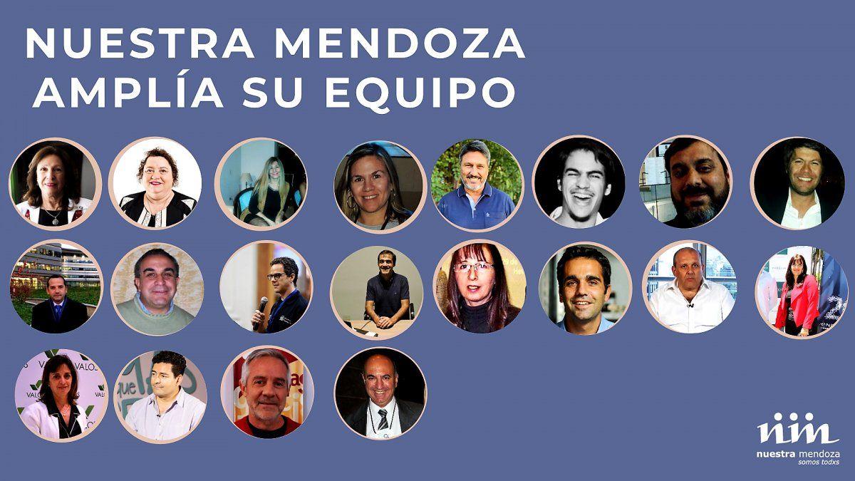 El equipo de Fundación Nuestra Mendoza crece