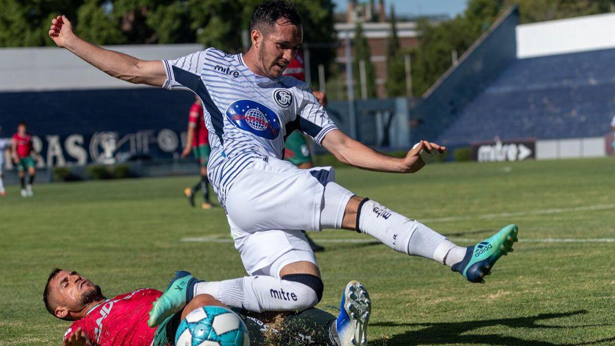 Félix Banega palpitó lo que será el duelo ante Nueva Chicago. (Foto: gentileza Prensa Independiente Rivadavia).