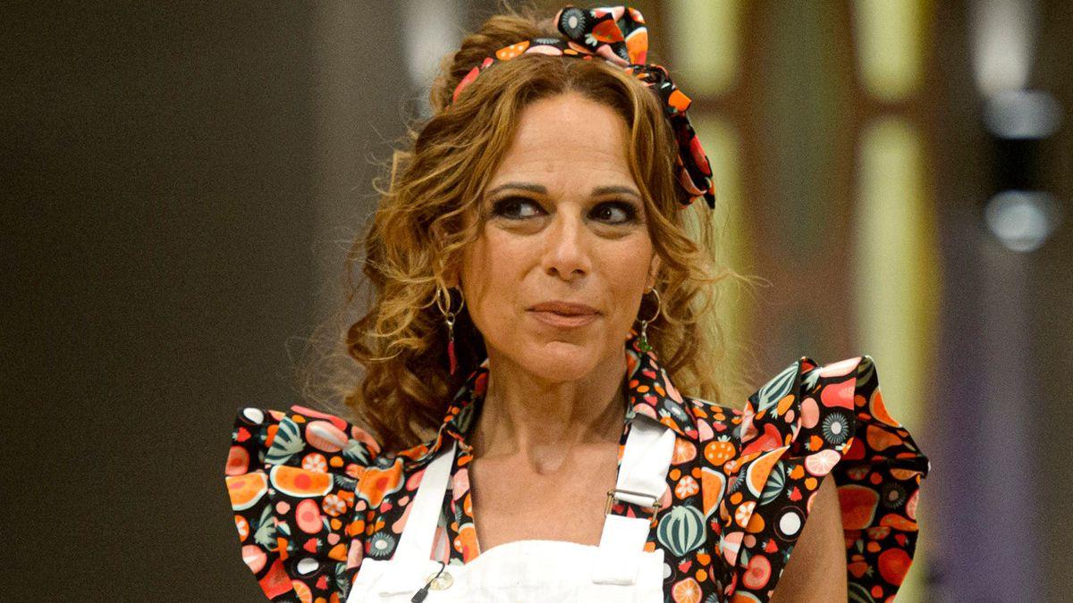 Iliana Calabró se enojó con Donato De Santis.