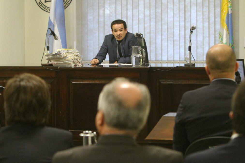Caso Carleti: el juez Mangiafico conduce el juicio por jurado por el crimen en Tunuyán.