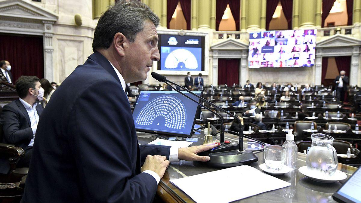 El Ejecutivo envió a Diputados el proyecto de ley de consenso que plantea postergar las PASO para el 12 de septiembre y las elecciones para el 14 de noviembre.
