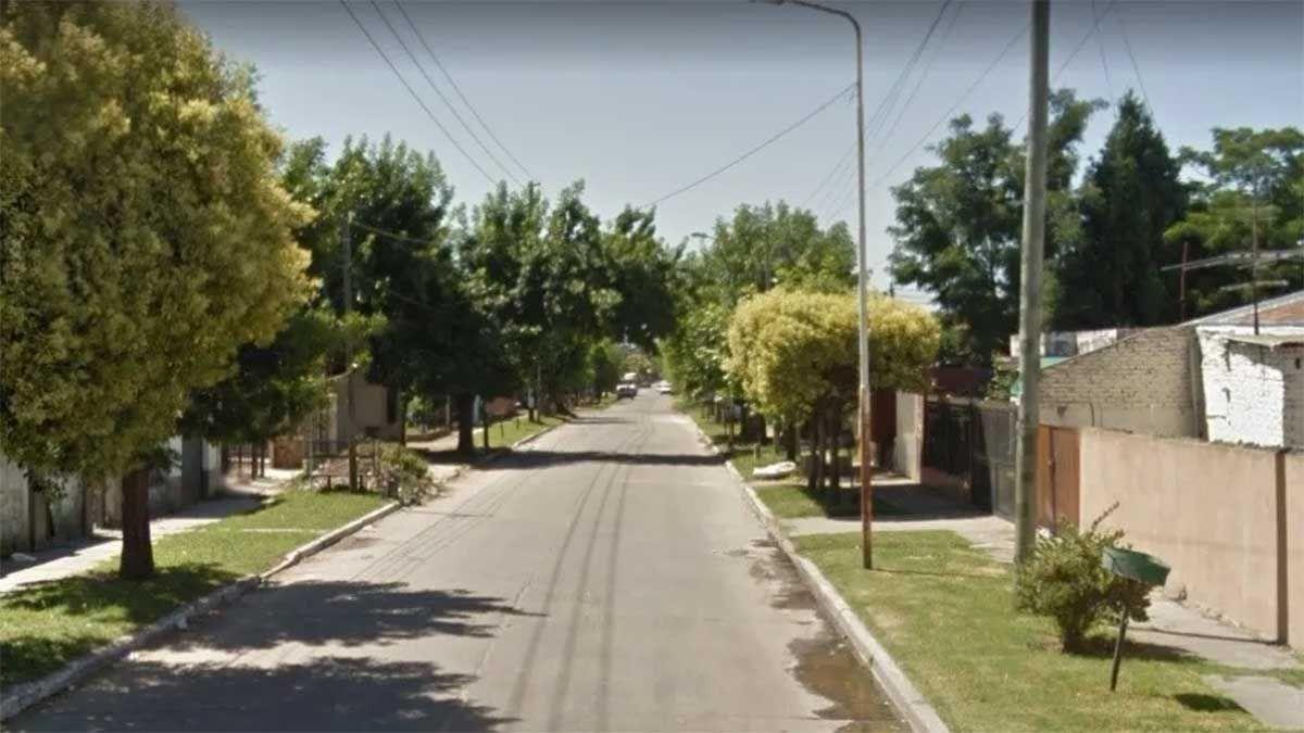 En la calle Gelly Obes de José C. Paz