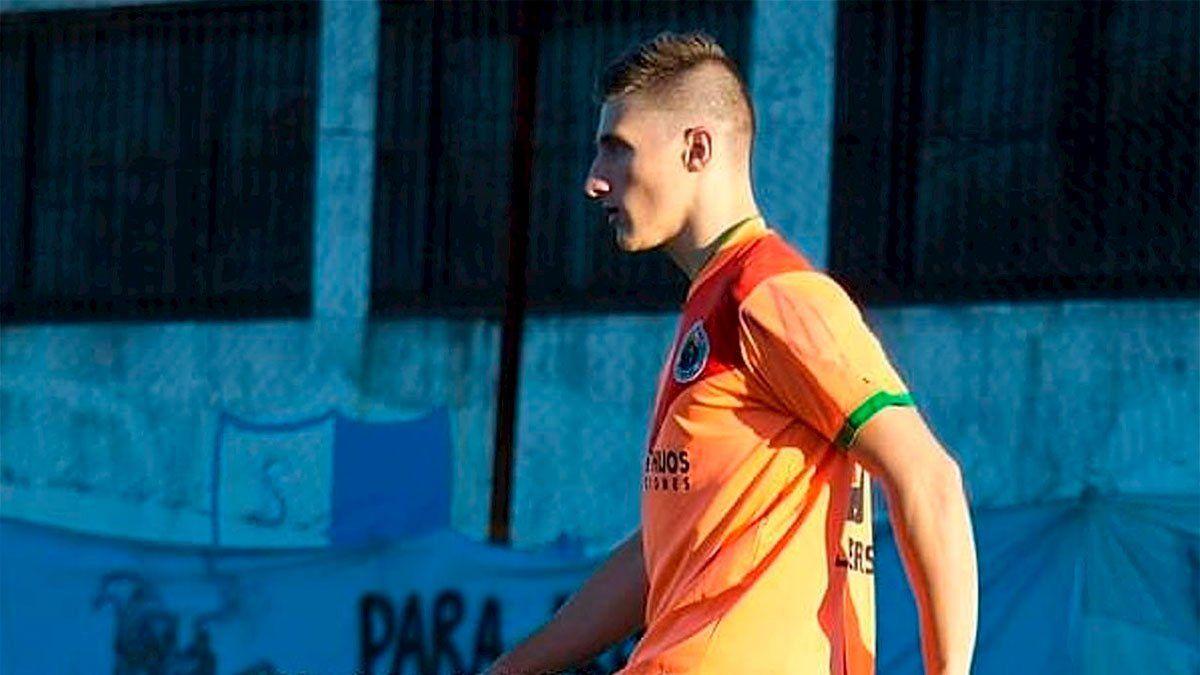 Patricio Guaita falleció luego de un entrenamiento en La Plata. (Foto gentileza Rocío San Pedro).