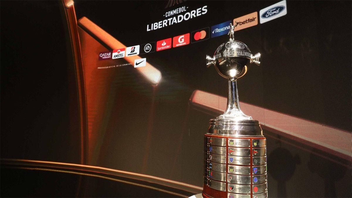 Libertadores: Boca y River, con fixture confirmado