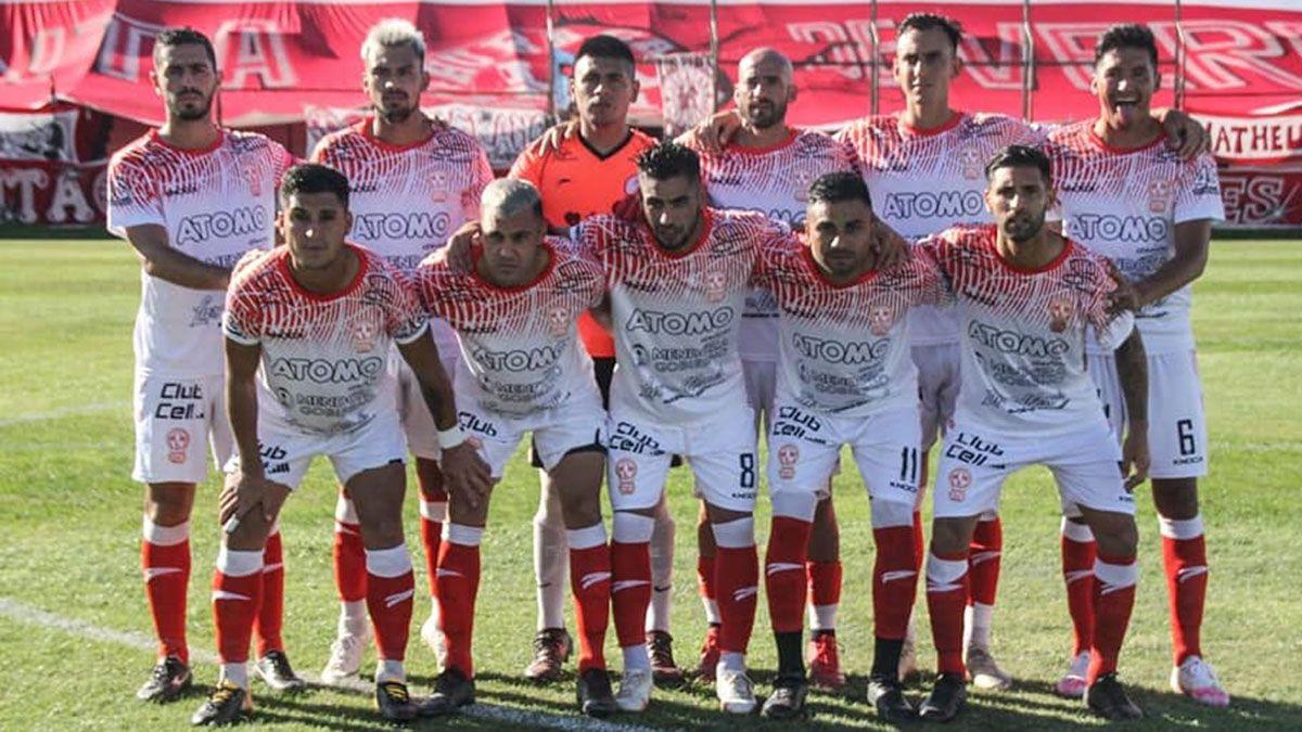 Huracán Las Heras se presentará en San Luis ante Juventud Unida.
