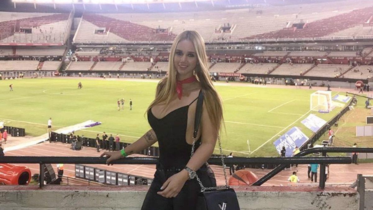 Daniela Rendón y una picante respuesta a una foto de Armani