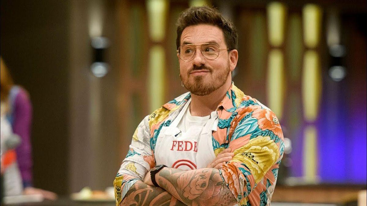 Fede Bal vuelve a Masterchef Celebrity.