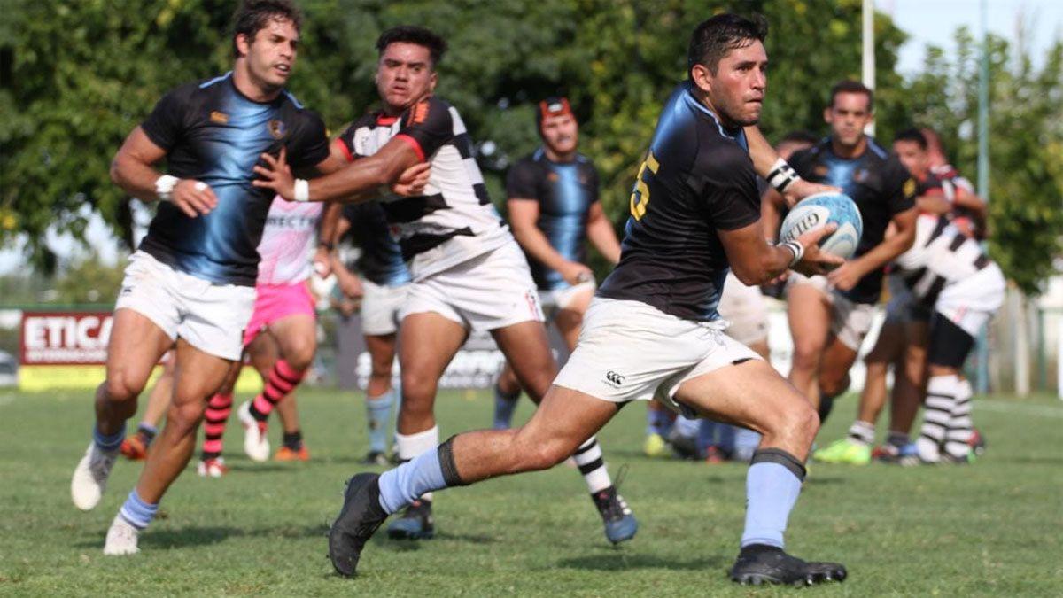 Exitoso arranque del rugby local con la primera fecha