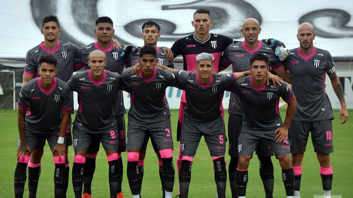 Diego Pozo repetirá el mismo equipo para jugar ante Quilmes.