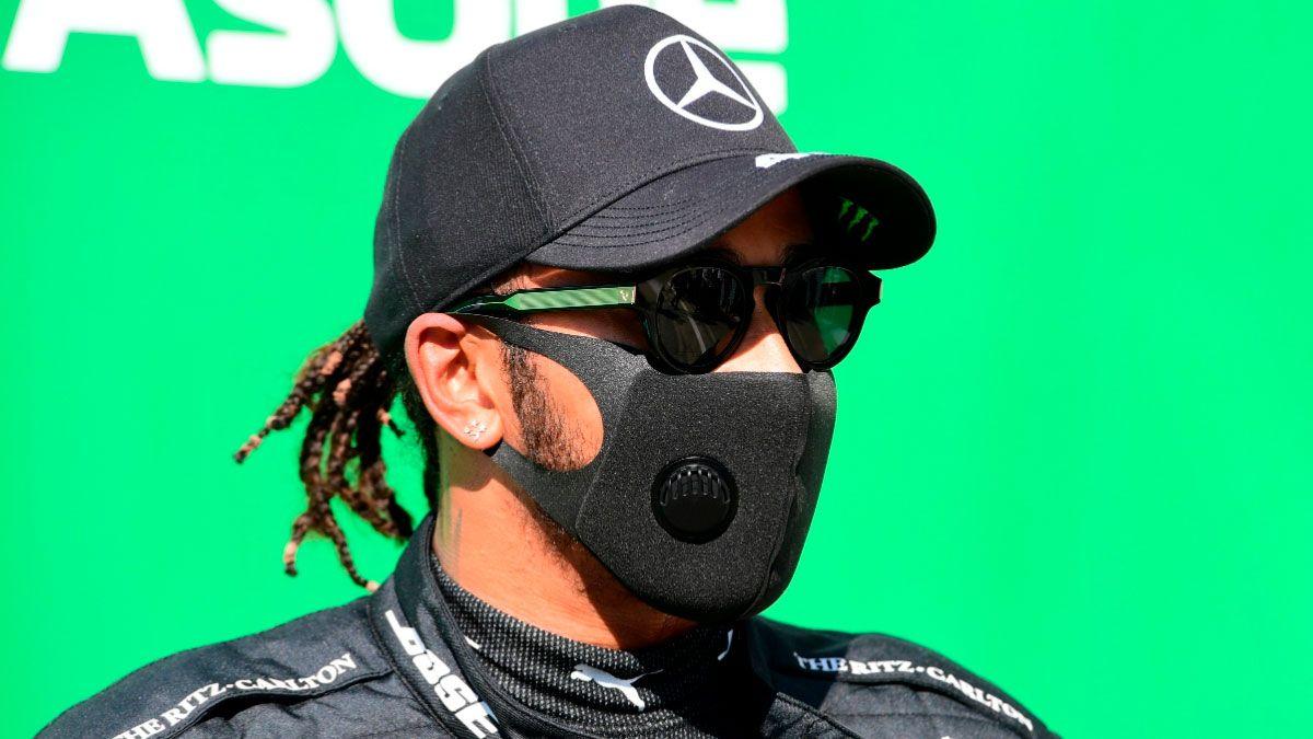 Hamilton tendrá un equipo en la serie Extreme E