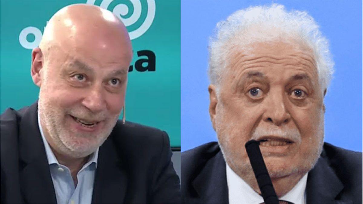 La Nación + se refirió a las supuestas declaraciones de Ginés González García.