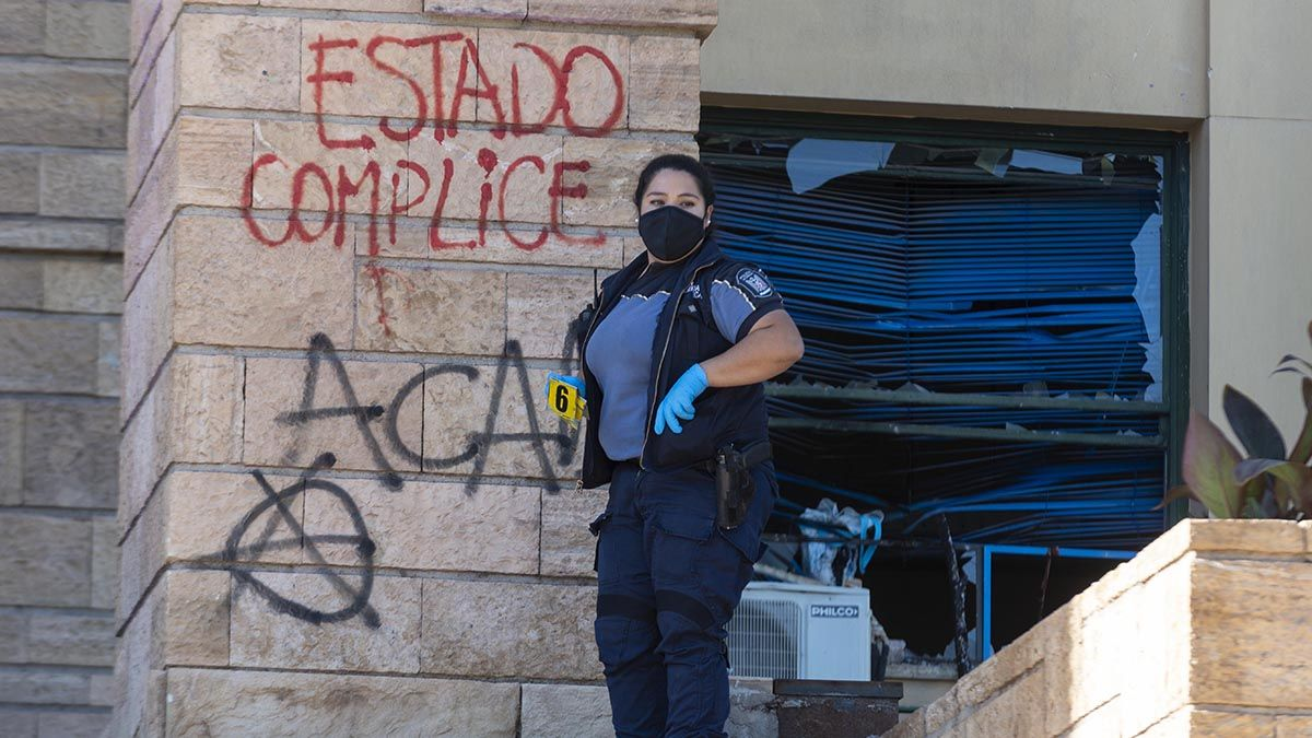 Marcas del ideario anarquista en las sedes de los tres poderes del Estado mendocino