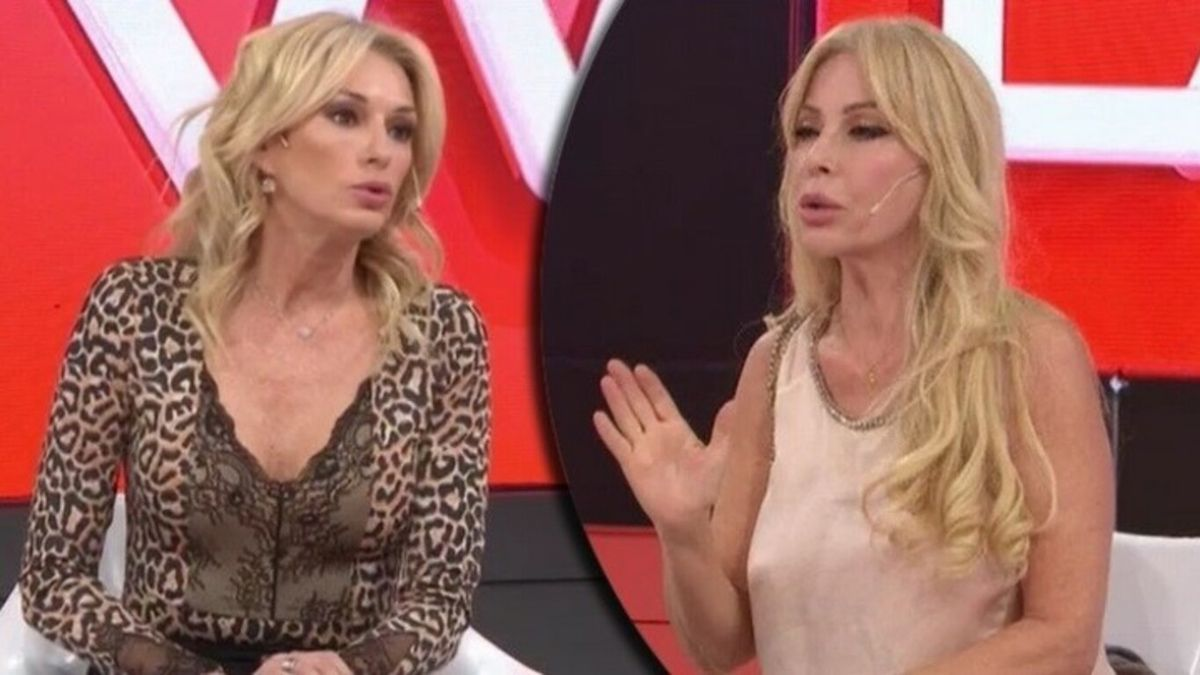 Yanina Latorre vs. Graciela Alfano.