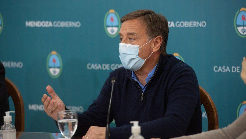 Cómo sigue la cuarentena en Mendoza: el gobernador comunicó nuevas restricciones