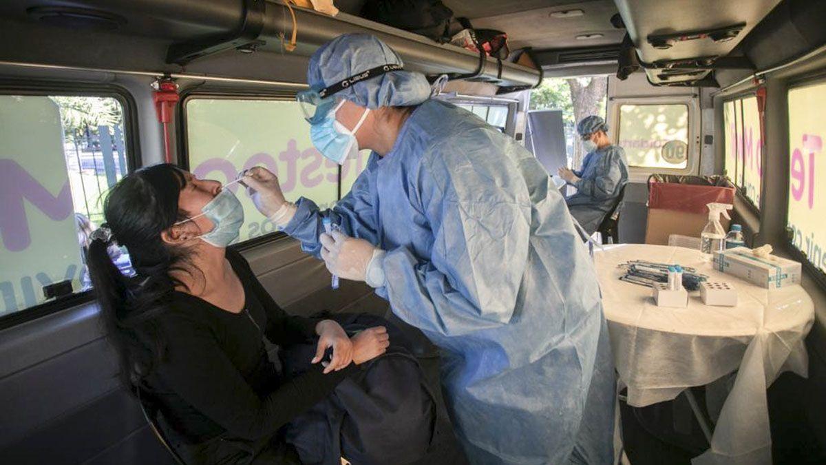 El laboratorio Inbio Highway fue seleccionado por la Agencia Nacional de Promoción de la Investigación para desarrollar el kit que permite diagnosticar el Covid-19.