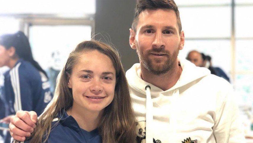 Pulgar arriba para la Selección argentina femenina