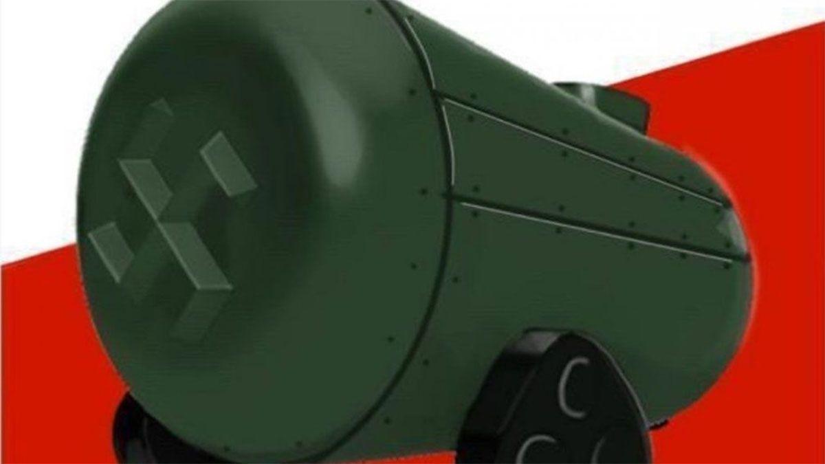 Alumna de Diseño Industrial de la UBA generó polémica al presentar un prototipo de aspiradora nazi con forma de tanque de guerra. La expulsaron.