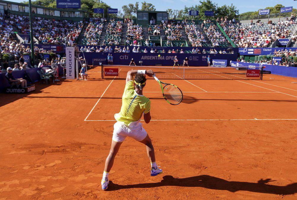 El mejor tenis del mundo vuelve a Buenos Aires una vez más.
