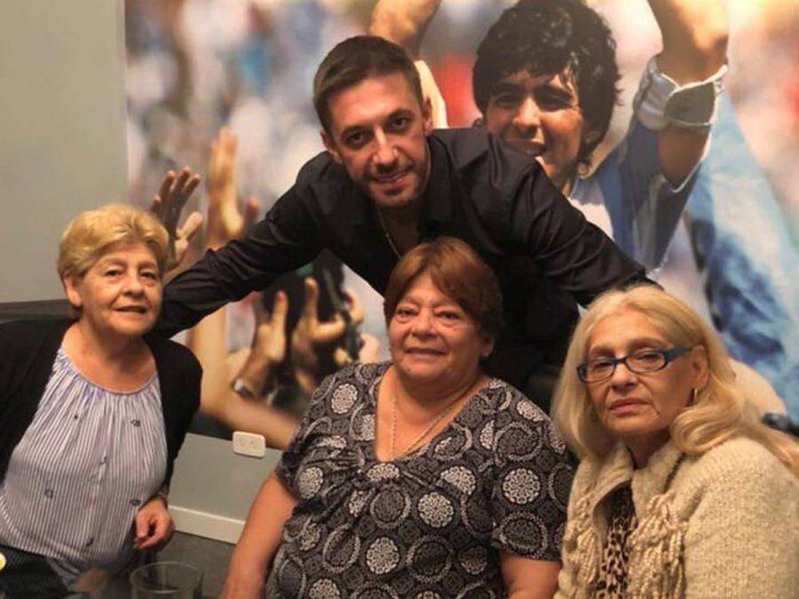 ¡Escándalo! La hermana de Maradona responsabilizó a Dalma y Gianinna: Jana sí estaba